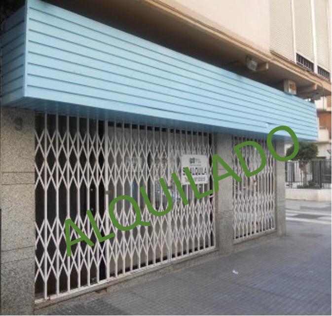 El palo local en alquiler ref 8021 asesor a mj for Alquiler piso el palo malaga